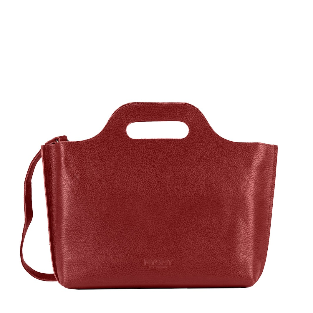 MY CARRY BAG Handbag – rambler red
