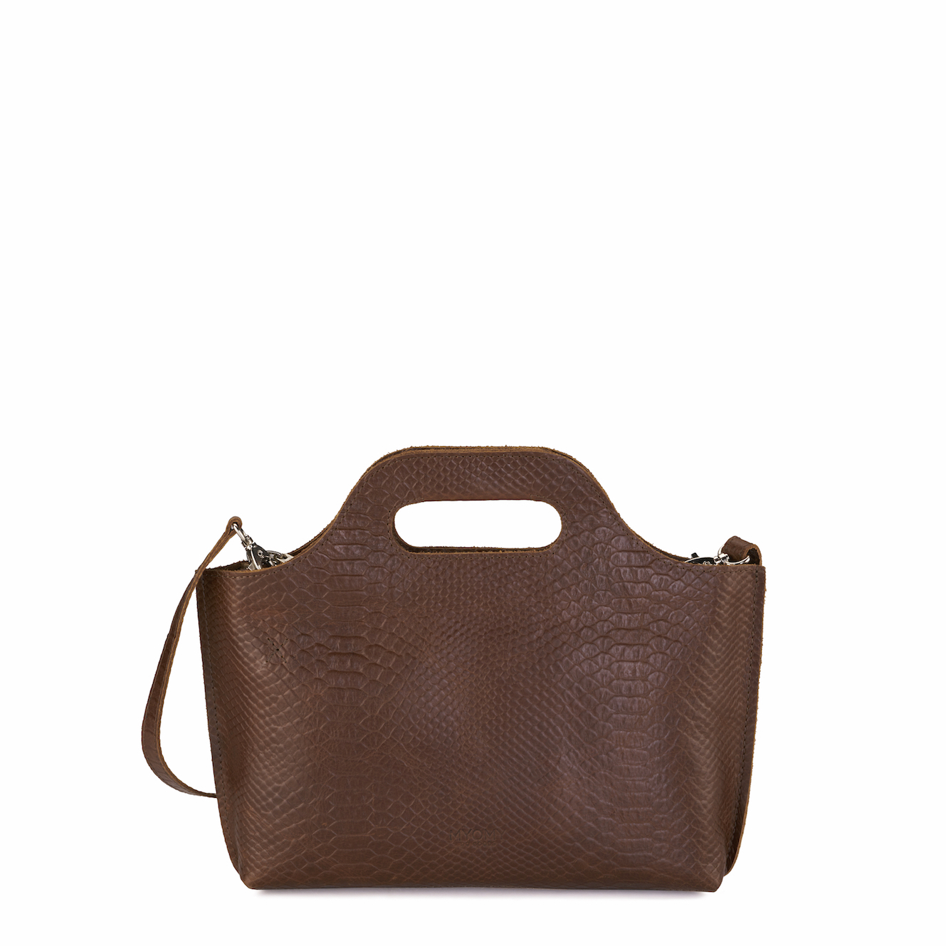 MY CARRY BAG Mini – anaconda brandy