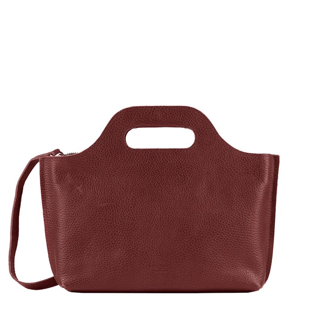 MY CARRY BAG Mini – rambler bordeaux