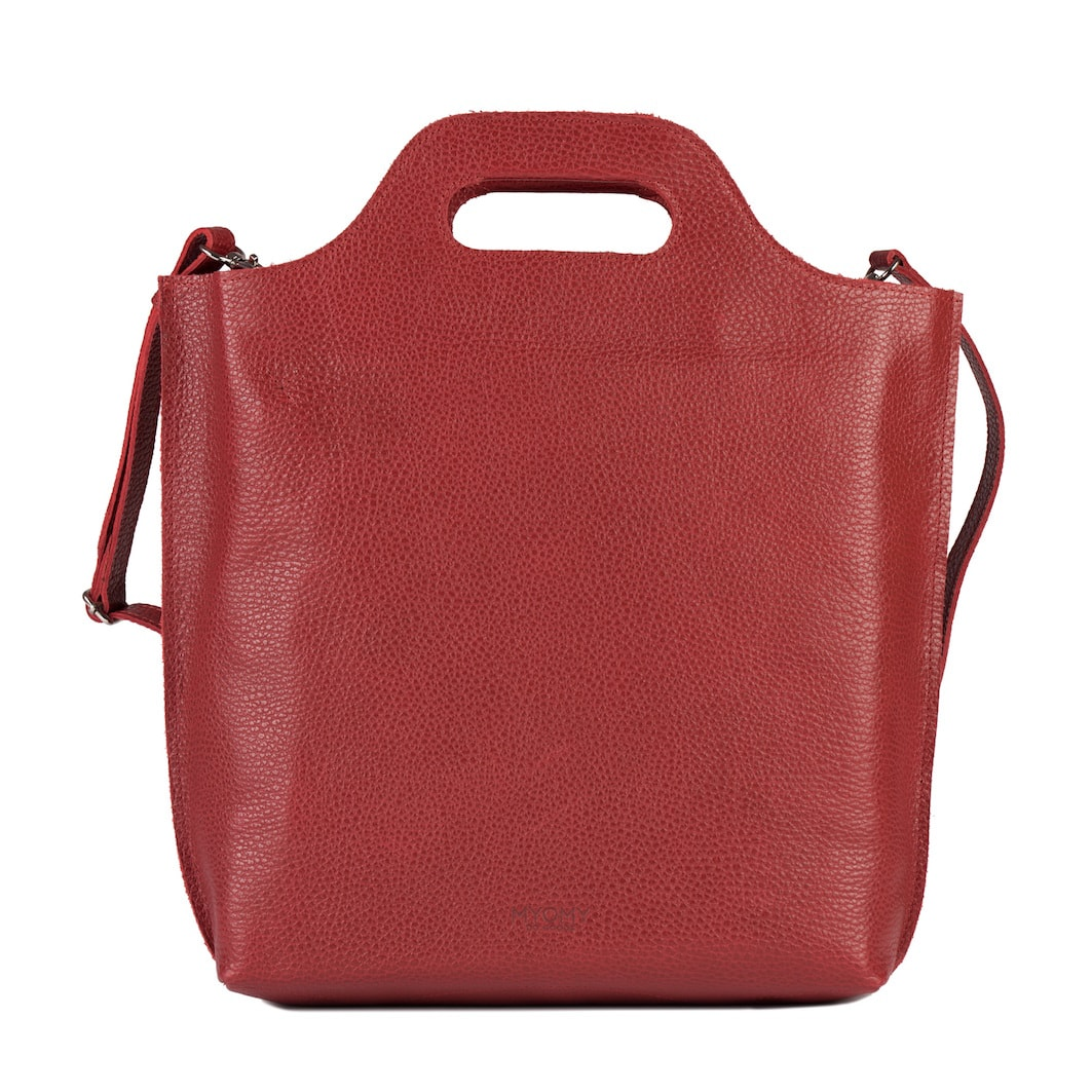 MY CARRY BAG Shopper medium – rambler red
