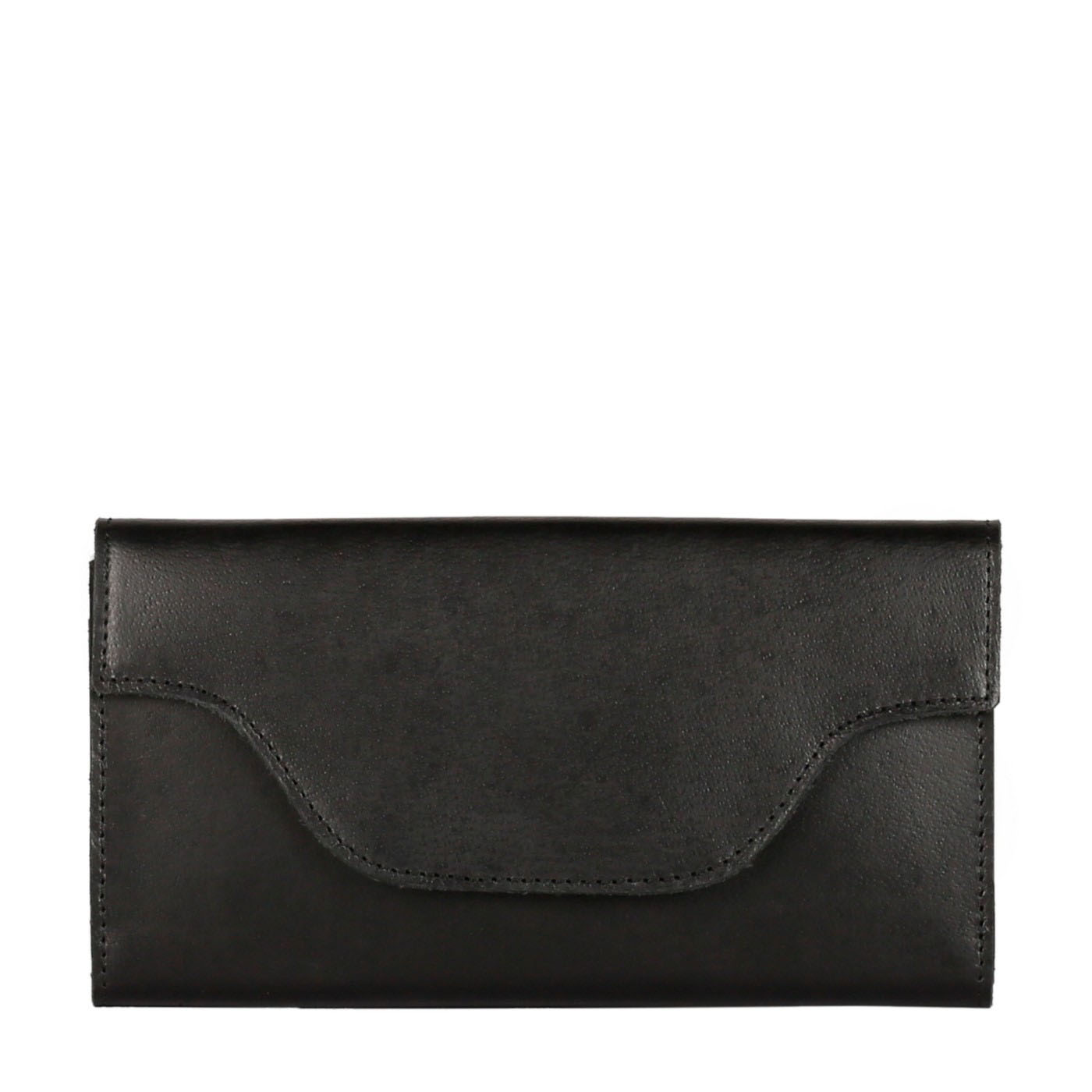 MY CARRY BAG Wallet - hunter waxy black