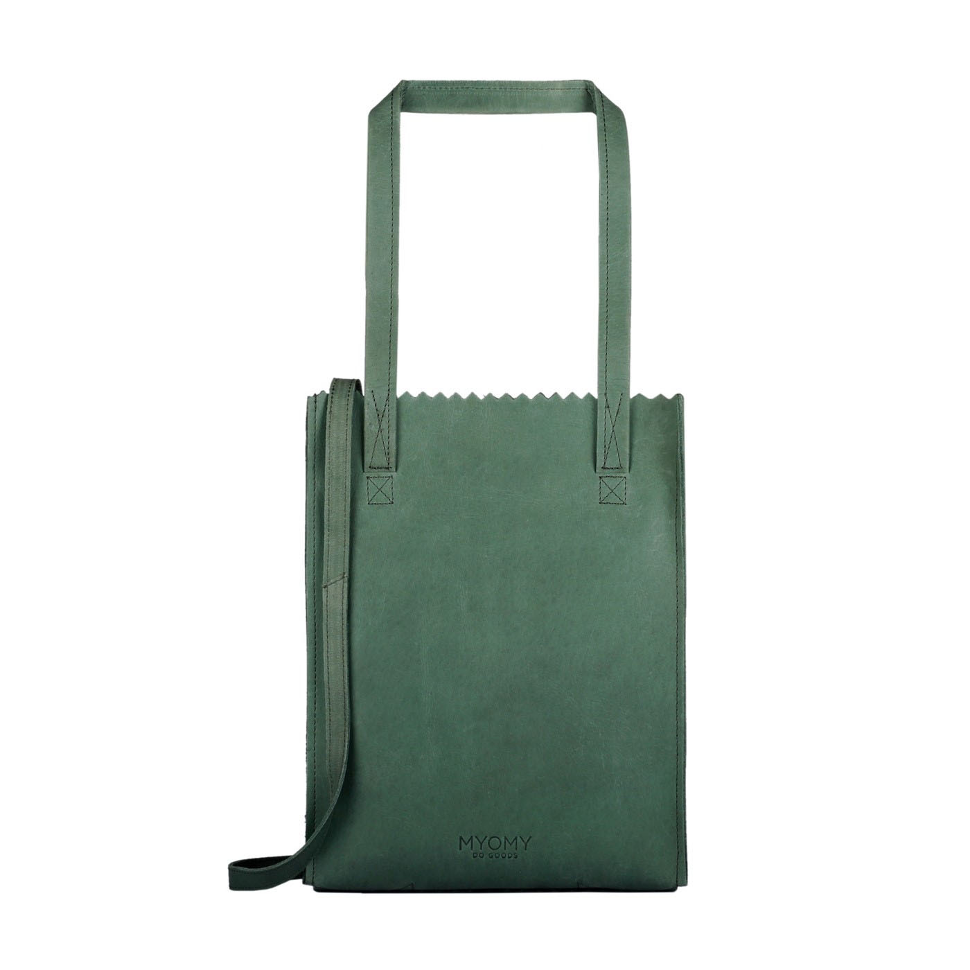 MY PAPER BAG Handy – hunter forest green
